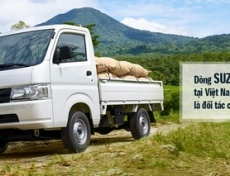 Suzuki Carry Pro Mới