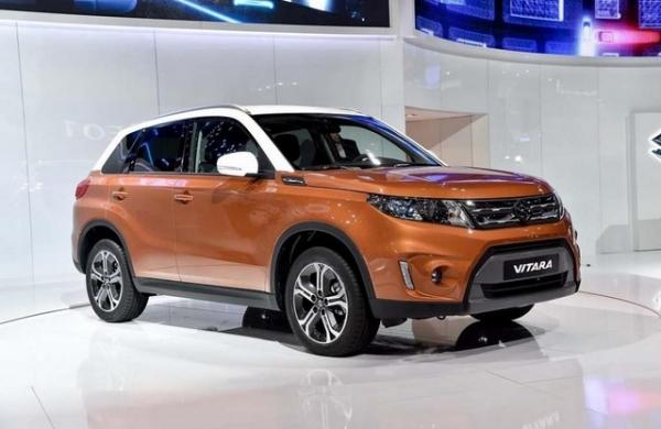 Tất tần tật thông tin từ A đến Z về dòng xe Suzuki Vitara