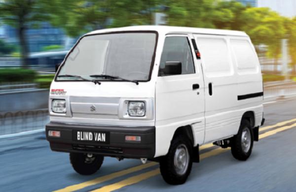 Có nên mua xe Suzuki blind van cho nhu cầu chở hàng hóa hay không?