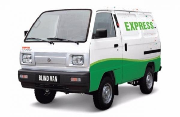 Đánh giá chất lượng của xe Suzuki blind van