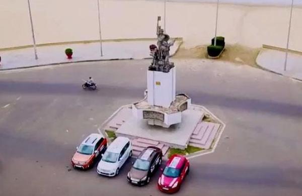 Roadshow ô tô Suzki Vinh Tùng 2017