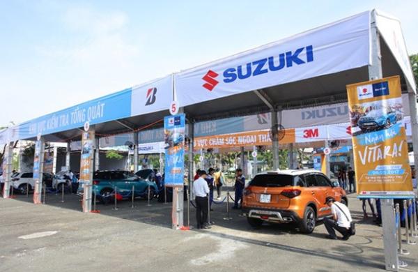 Ngày hội Vitara của Suzuki tại TPHCM