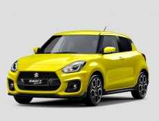 Bạn có thích Suzuki Swift 2018 vừa ra mắt?