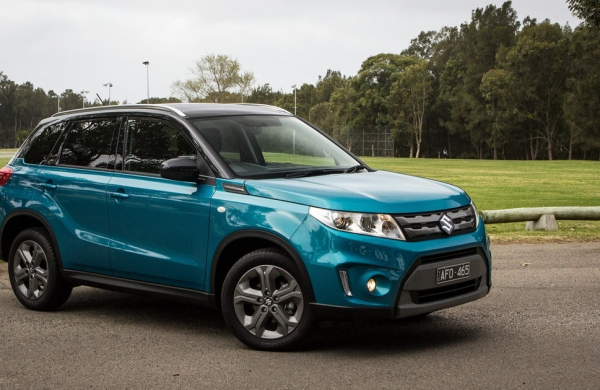 Review thiết kế Xe Suzuki Vitara 2017