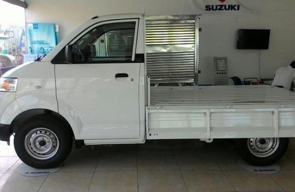 Có nên chọn Suzuki Carry Pro 2019 để vận chuyển hàng hóa ở đô thị?