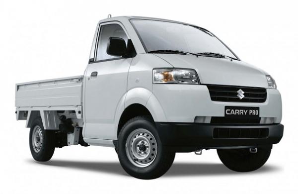 Điểm sơ qua những ưu và nhược điểm của dòng xe Suzuki Carry Pro hiện nay