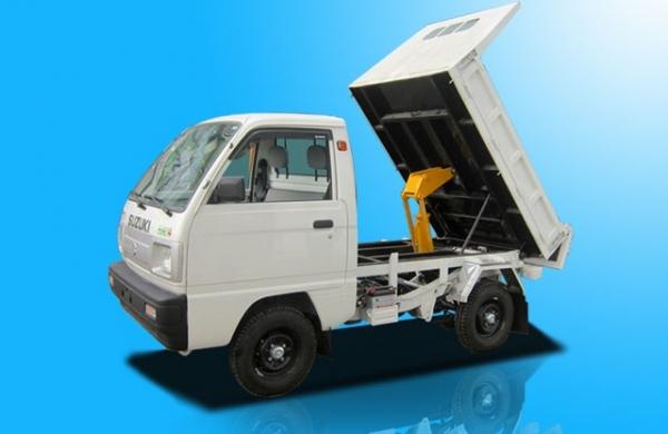Suzuki Truck Ben và những ưu điểm bạn cần biết