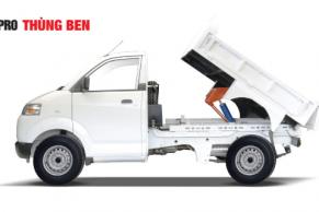 Suzuki Pro Thùng Ben