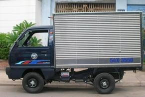 Đóng thùng xe tải kín