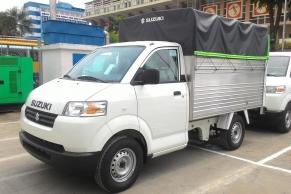 Suzuki Pro Thùng Mui Bạt