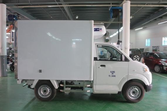 Suzuki Pro Thùng Composite Đông Lạnh